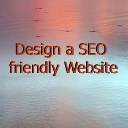design a seo firendly website